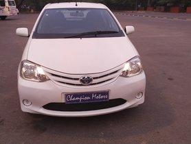 2013 Toyota Etios Liva G PEtrol MT for sale in Faridabad