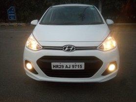 2015 Hyundai i10  Magna Petrol MT for sale in Faridabad