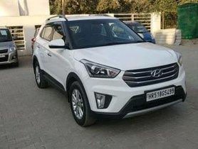 2015 Hyundai Creta SX PLus Diesel AT for sale in Faridabad