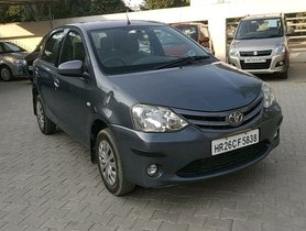2011 Toyota Etios Liva G Petrol MT for sale in Faridabad