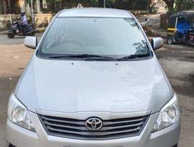 Toyota Innova 2012-2013 2.5 G (Diesel) 8 Seater MT for sale in Mumbai