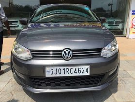 Used 2013 Volkswagen Polo MT for sale in Ahmedabad