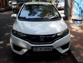 2016 Honda Jazz S MT for sale in Mumbai