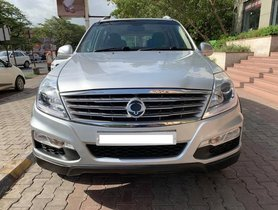 Mahindra Ssangyong Rexton RX7 2012 AT for sale in Pune