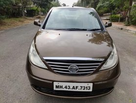 Used Tata Manza Aqua Quadrajet BS IV 2011 MT for sale in Pune