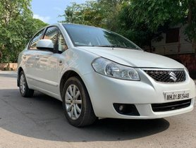 Maruti SX4 2007-2012 ZDI MT for sale in Mumbai