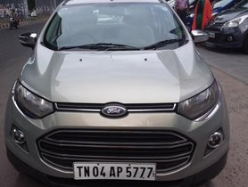 Ford EcoSport 2013-2015 1.5 Ti VCT MT Titanium for sale in Chennai