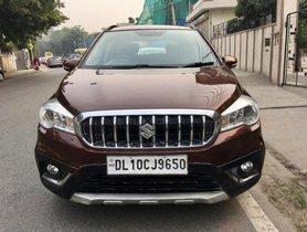 Used 2017 Maruti Suzuki S Cross MT for sale in New Delhi