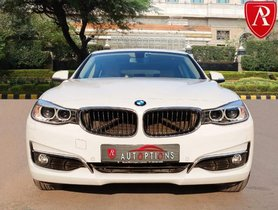 Used 2016 BMW 3 Series GT AT for sale in New Delhi