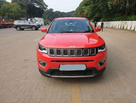 Used Jeep Compass MT for sale in Mumbai