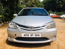 Toyota Etios Liva GD 2012 MT for sale in Hyderabad