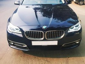 2016 BMW 5 Series AT 2013-2017 for sale in New Delhi