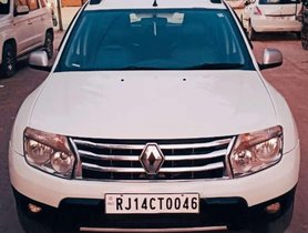 Used 2012 Renault Duster MT for sale in Jodhpur