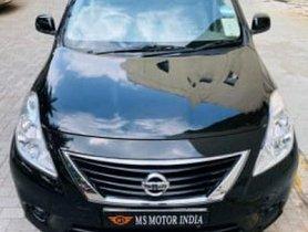 Used 2014 Nissan Sunny Diesel XV MT 2011-2014 for sale in Kolkata