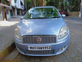 Used Fiat Linea Emotion Pack MT car at low price in Mumbai