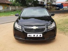 Chevrolet Cruze LTZ Automatic, 2010, Diesel AT for sale in Palakkad