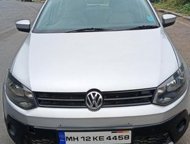 Used Volkswagen Polo MT car at low price in Pune