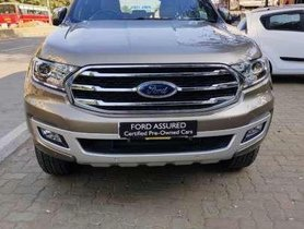 Used 2019 Ford Endeavour AT for sale in Nagpur