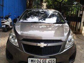 Chevrolet Beat 2013 MT for sale in Mumbai