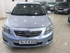 Used Toyota Corolla Altis G 2010 MT for sale in New Delhi