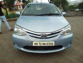 2011 Toyota Etios Liva G Plus MT for sale at low price in Pune