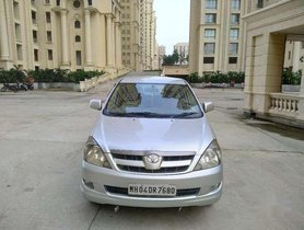 Toyota Innova 2.5 GX 7 STR, 2008, Diesel MT for sale in Thane