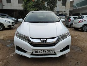 2014 Honda City i VTEC SV MT for sale at low price in New Delhi