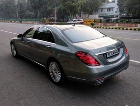 Used Mercedes Benz S Class AT 2005 2013 car at low price in New Delhi
