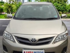 Used 2013 Toyota Corolla Altis Diesel D4DJ MT  for sale in New Delhi