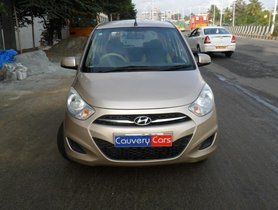 Used Hyundai i10 Sportz 1.2 2011 MT for sale in Bangalore