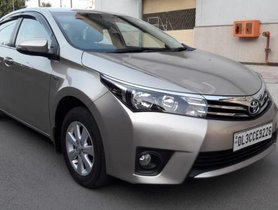 Toyota Corolla Altis G AT 2016 for sale in New Delhi