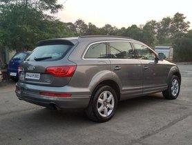 2011 Audi Q7 AT for sale at low price in Mumbai
