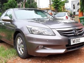 Honda Accord 2.4 M/T 2011 for sale in Kolkata