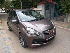 Used Honda Brio 1.2 VX AT car at low price in Bangalore
