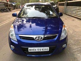 Hyundai i20 2010-2012 1.4 Asta AT with AVN for sale in Mumbai
