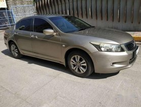 Used Honda Accord MT for sale in Mumbai