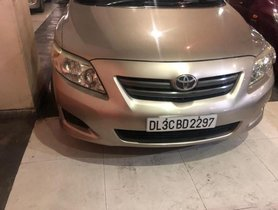 Toyota Corolla Altis 2008-2013 1.8 J MT for sale in New Delhi