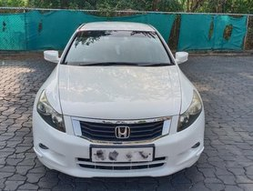 2010 Honda Accord MT for sale at low price in Mumbai