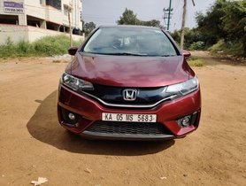 Used 2015 Honda Jazz MT for sale in Bangalore
