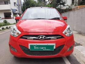 Hyundai i10 Asta Sunroof AT 2011 for sale in Bangalore