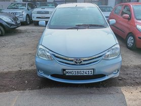 2013 Toyota Etios GD SP MT for sale in Nashik