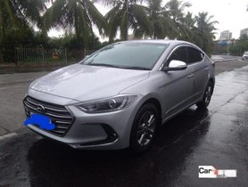 Hyundai Elantra 2015-2019 1.6 SX Option AT for sale in Mumbai
