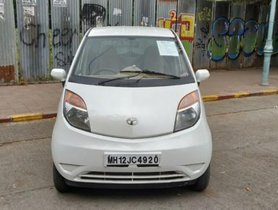 Tata Nano Lx 2012 MT for sale in Pune