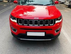 Jeep Compass 1.4 Limited Plus AT 2018 for sale in New Delhi