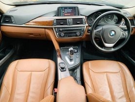 Used BMW 3 Series 320d Luxury Line AT 2013 for sale in Mumbai