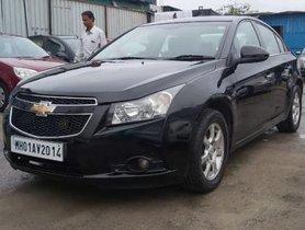 Chevrolet Cruze 2010-2011 LTZ MT for sale in Pune