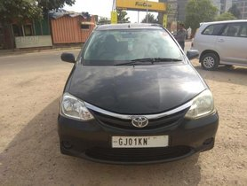 Used 2011 Toyota Etios GD MT for sale in Ahmedabad