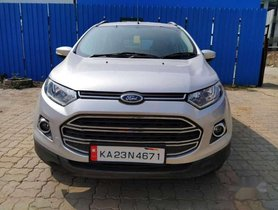 Ford EcoSport 2016 AT for sale in Pune