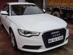 Audi A6 2.0 TDI Premium Plus 2013 MT for sale in Mira Road