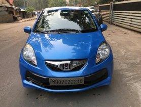 Honda Brio 2011-2013 S Option MT for sale in Mumbai